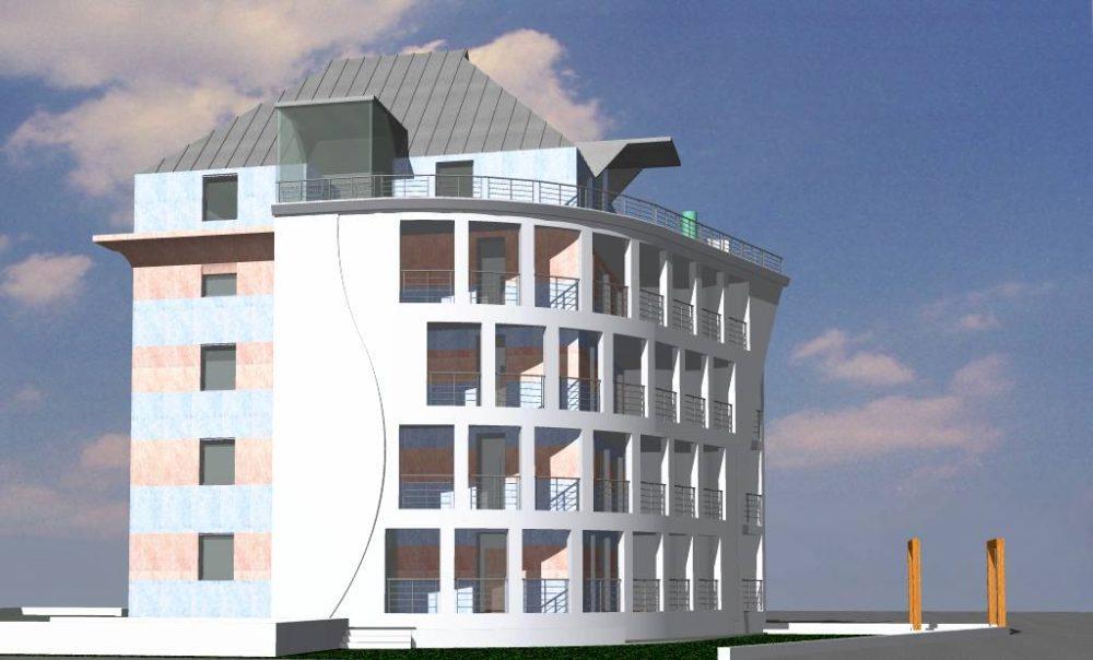 Architetto Paolo Pagani - Progetto Via Ottolenghi_PC