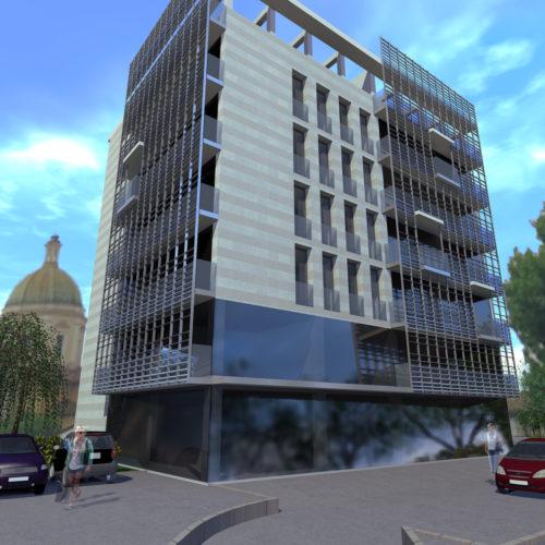 TORRE VIALE S AMBROGIO_PC - ARCHITETTO PAOLO PAGANI