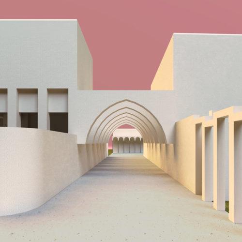 MAROCCO_VILLAGGIO - ARCHITETTO PAOLO PAGANI