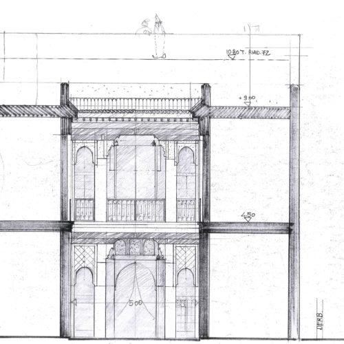 MAROCCO ESTENSIONE RIAD 72 - ARCHITETTO PAOLO PAGANI