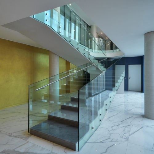 2017 - Apartment and office building – Piacenza, Italy - Architetto Paolo Pagani